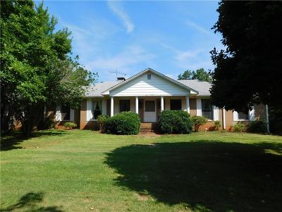 Dawsonville Single Family Home For Sale