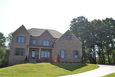 Marietta Single Family Home For Sale: 308 Indian Hills Trail