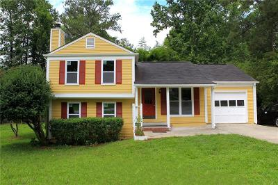 Duluth Single Family Home For Sale: 2606 Meadow Ridge Drive
