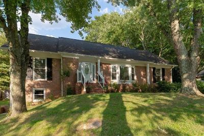 Dunwoody Single Family Home For Sale: 5123 Lakesprings Drive