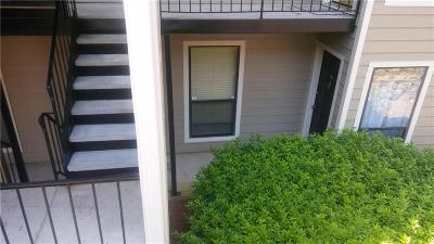 Roswell Condo/Townhouse For Sale: 808 River Mill Circle