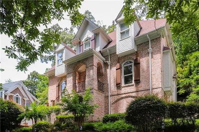 Vinings Single Family Home For Sale: 3389 Stillhouse Road SE