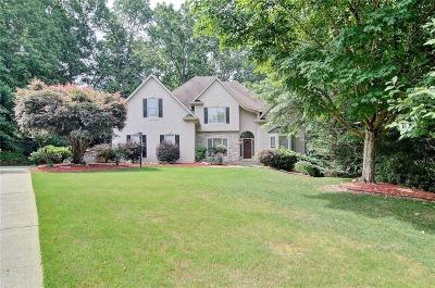 Woodstock Single Family Home For Sale: 318 Quiet Hill Lane