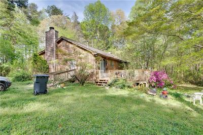 Buford Single Family Home For Sale: 3839 Sardis Church Road