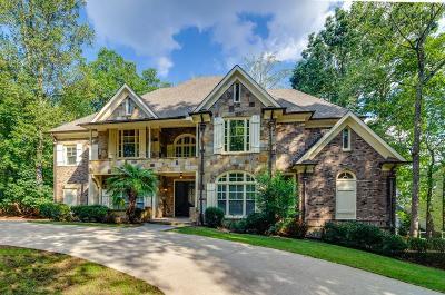 Marietta Single Family Home For Sale: 59 Shadowlawn Road SE