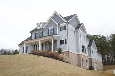Powder Springs Single Family Home For Sale: 63 Nuttail Lane