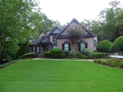 Alpharetta Single Family Home For Sale: 265 Oakhurst Leaf Drive