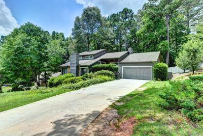 Marietta Single Family Home For Sale: 831 Muirfield Trace