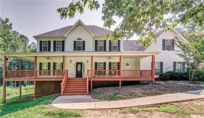 Dallas Single Family Home For Sale: 840 Burt Road