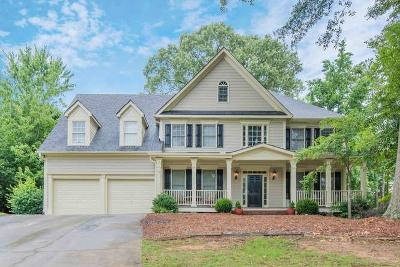 Kennesaw Single Family Home For Sale: 2026 Cockrell Pointe NW