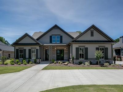Cumming Single Family Home For Sale: 4815 Churchill Ridge Drive