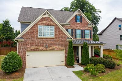 Alpharetta Single Family Home For Sale: 504 Branyan Trail
