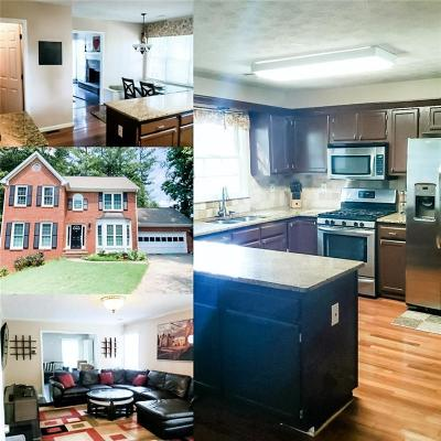 Woodstock Single Family Home For Sale: 5219 Michaels Way