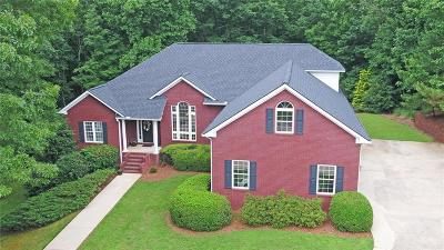 Habersham County Single Family Home For Sale: 769 Cider Ridge