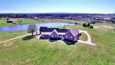 Single Family Home For Sale: 537 Hammond Road SE