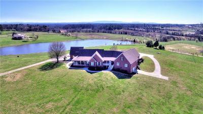 Calhoun GA Single Family Home For Sale: $599,900