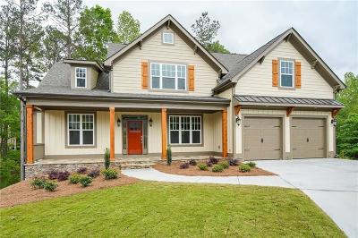 Acworth Single Family Home For Sale: 2886 Glenburnie Court
