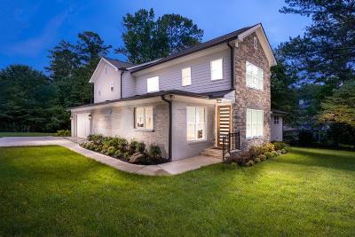 Atlanta Single Family Home For Sale: 2284 Greenglade Lot 1 Road NE