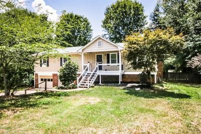 Woodstock Single Family Home For Sale: 120 Driftwood Lane