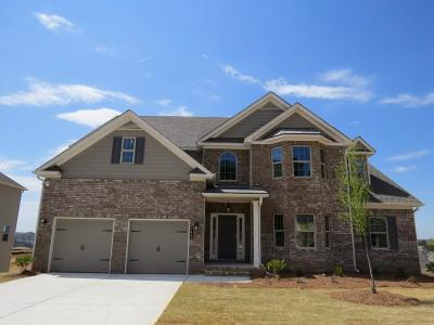 Loganville Single Family Home For Sale: 3665 Spring Place Court
