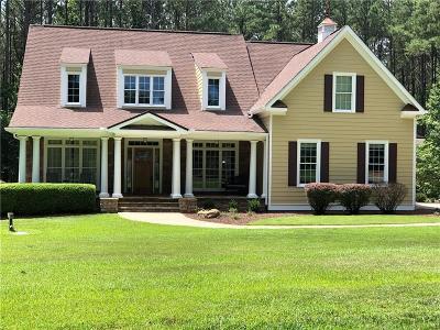 Acworth Single Family Home For Sale: 3663 Walden Lane