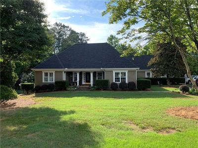 Grayson Single Family Home For Sale: 2065 Lakewood Trace