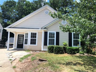 Canton Single Family Home For Sale: 3077 Heatherbrook Trace