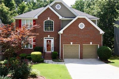 Kennesaw Single Family Home For Sale: 3139 Kirkwood Drive NW
