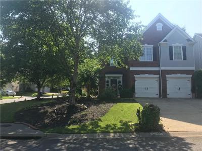 Woodstock Single Family Home For Sale: 3001 Ridgepoint Lane
