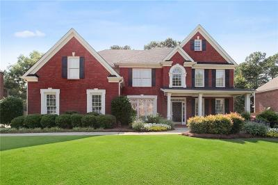 Powder Springs Single Family Home For Sale: 4624 Glory Maple Trace