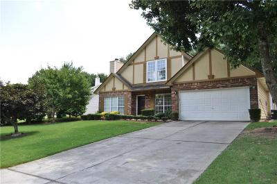 Fulton County Rental For Rent: 10515 Willow Meadow Circle