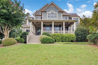 Powder Springs Single Family Home For Sale: 5520 Lavender Farms Road