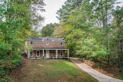 Cartersville Single Family Home For Sale: 188 McKaskey Creek Road SE