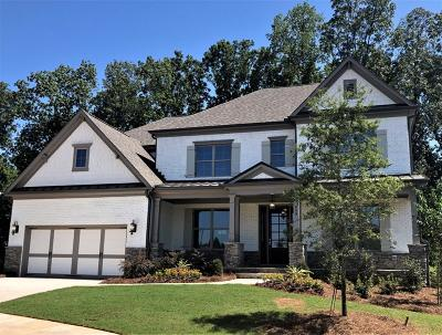 Powder Springs Single Family Home For Sale: 649 Wynnewood Court SW