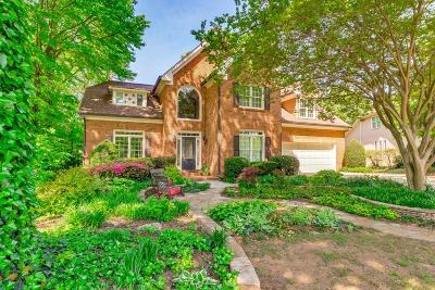 Alpharetta Single Family Home For Sale: 12160 Boxwood Circle