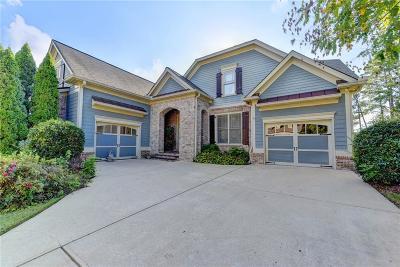 Acworth Single Family Home For Sale: 51 Highcrest Drive