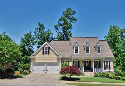Marietta Single Family Home For Sale: 1403 Crown Terrace