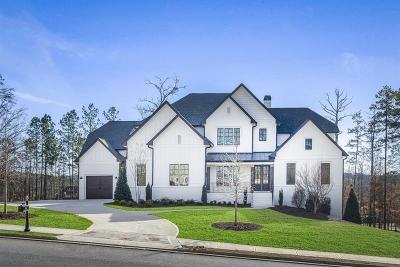 Milton Single Family Home For Sale: 1041 Summit View Lane
