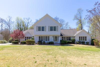 Dunwoody Single Family Home For Sale: 5244 Forest Springs Drive