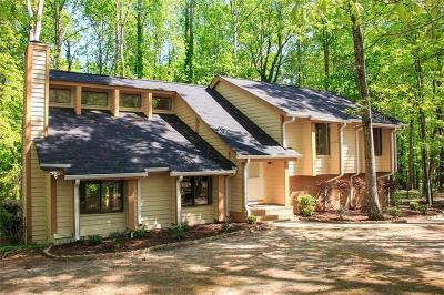 Fayetteville Single Family Home For Sale: 100 San Marino Court