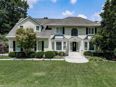 Powder Springs Single Family Home For Sale: 4810 Mirror Lake Drive