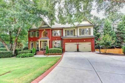 Johns Creek Single Family Home For Sale: 560 Cresthaven Walk