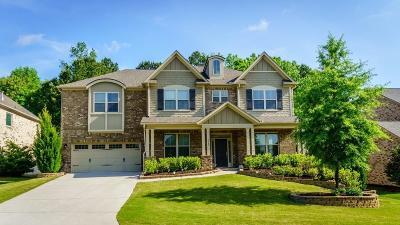 Cumming Single Family Home For Sale: 2545 Castlerock Court