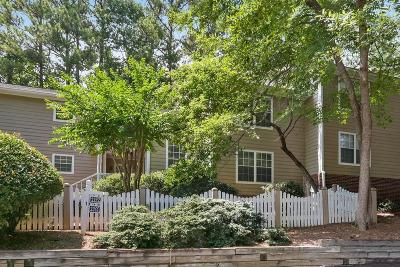 Dunwoody Condo/Townhouse For Sale: 4474 Pineridge Circle