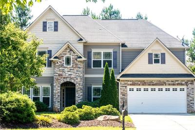 Powder Springs Single Family Home For Sale: 4530 Falls Avenue