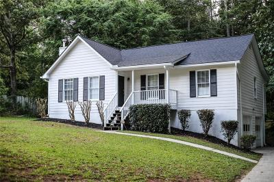 Powder Springs Single Family Home For Sale: 5359 Muirwood Place