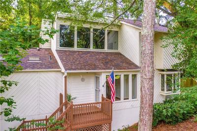 Marietta Single Family Home For Sale: 3644 Allpoint Drive