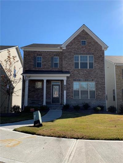Duluth Single Family Home For Sale: 2996 Regal Park Court