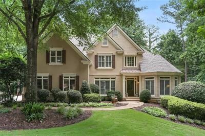 Milton Single Family Home For Sale: 855 Hampton Bluff Drive