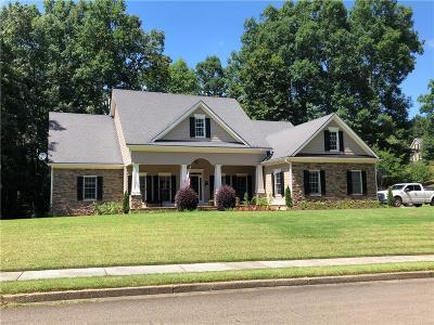 Canton Single Family Home For Sale: 401 Northampton Lane